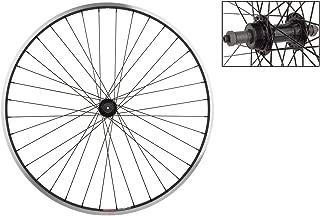 Weinmann 519 Rear Wheel 700c x 35, QR Freewheel 5-7-Speed, 36H, Black