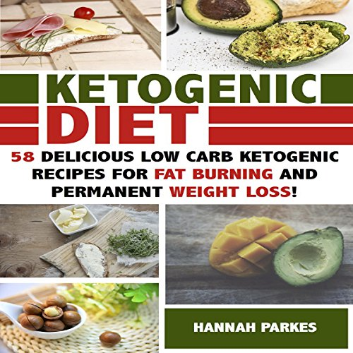 Ketogenic Diet  By  cover art