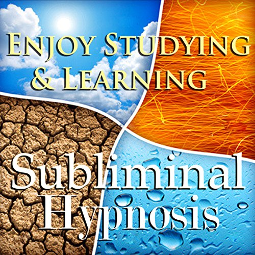 Enjoy Studying & Learning Subliminal Affirmations audiobook cover art