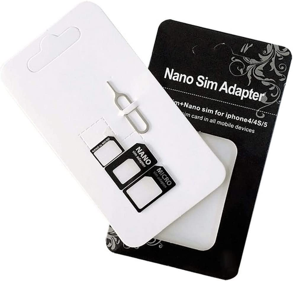 Maeline SIM Card Ranking TOP3 Adapter Nano Micro 4 in Rapid rise Converter Standard 1 Ki