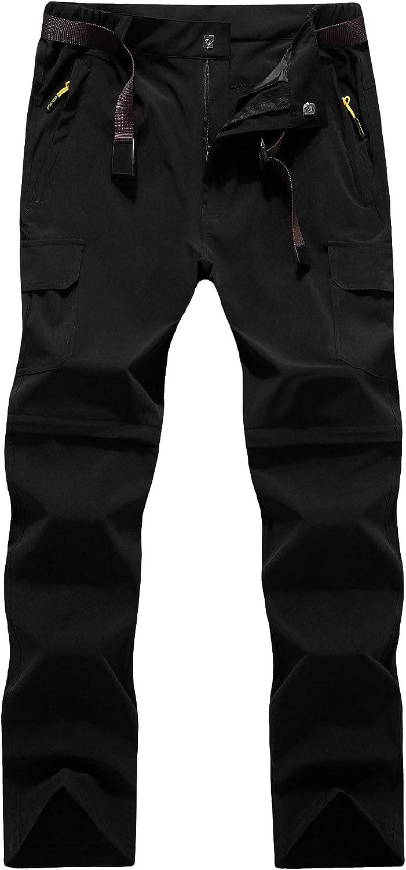 Aufgevals Surprise price Women's Slim Fit Max 59% OFF Convertible Outdoor Drying Pant Quick