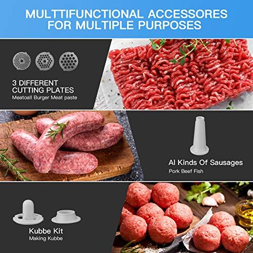 Nictemaw Picadoras de carne