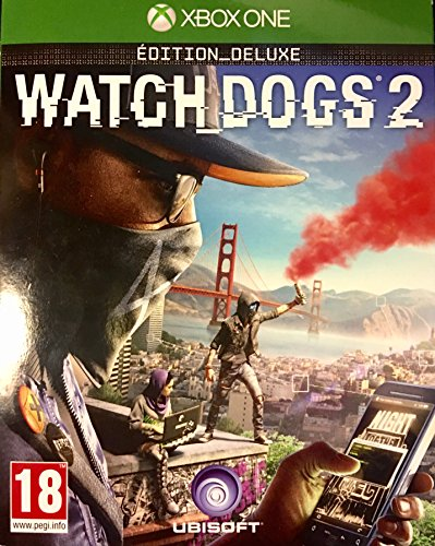 Watch Dogs 2 Deluxe Edition - XBOX ONE - PREOWNED