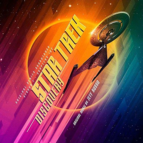 Star Trek Discovery - Season 1, Chapters 1 & 2 (Original Soundtrack) (Vinyl LP)