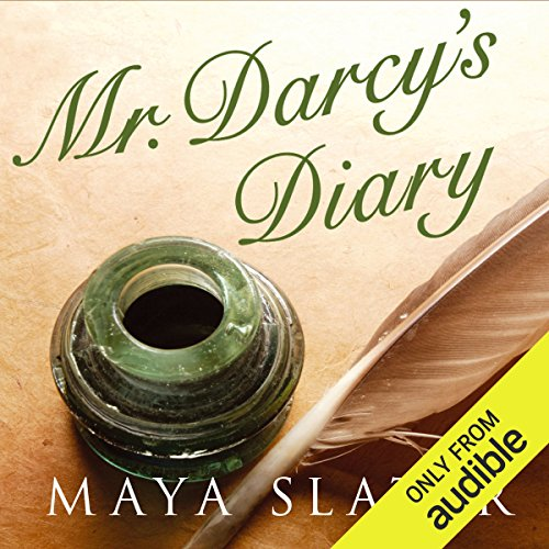 Mr Darcy's Diary audiobook cover art