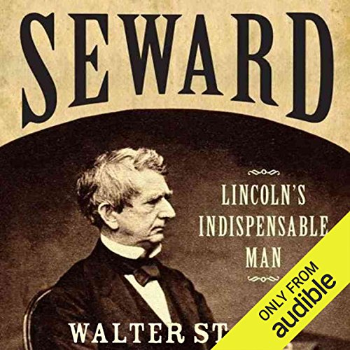 Seward audiobook cover art