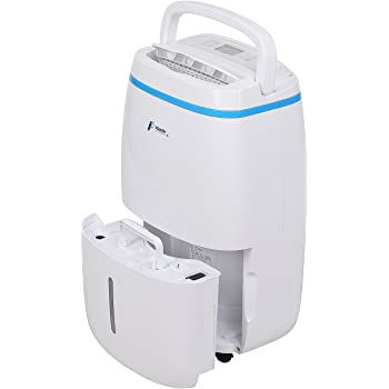 POWER PYE ELECTRONICS 20 L/Day 320-Watts 3-in-1 Dehumidifier, Clothes Dryer and Air Purifier