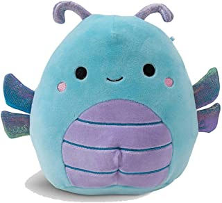 """Squishmallows 7.5"""" Heather The Dragonfly Plush Stuffed Animal Toy"""