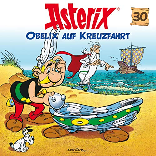 Obelix auf Kreuzfahrt Titelbild