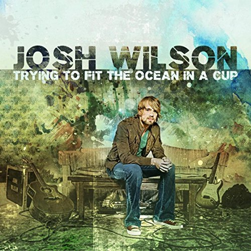 Trying To Fit The Ocean In A Cup Album Cover