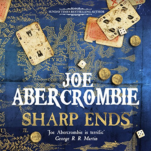 Sharp Ends     Stories from the World of the First Law              Autor:                                                                                                                                 Joe Abercrombie                               Sprecher:                                                                                                                                 Steven Pacey,                                                                                        Joe Abercrombie                      Spieldauer: 11 Std. und 48 Min.     74 Bewertungen     Gesamt 4,6