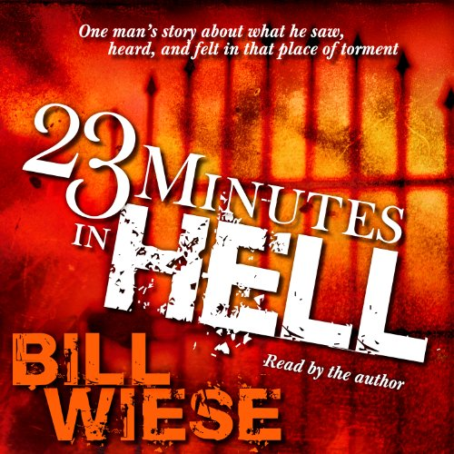 23 Minutes in Hell audiobook cover art