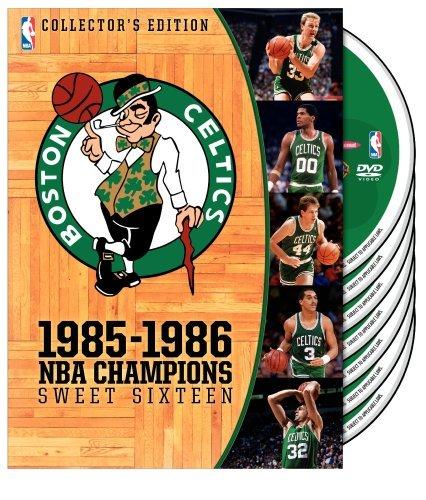 Boston Celtics: 1985-1986 NBA Champions - Sweet Sixteen (Collector's Edition) by K.C. Jones