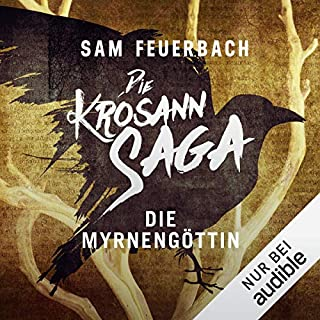 Die Myrnengöttin audiobook cover art
