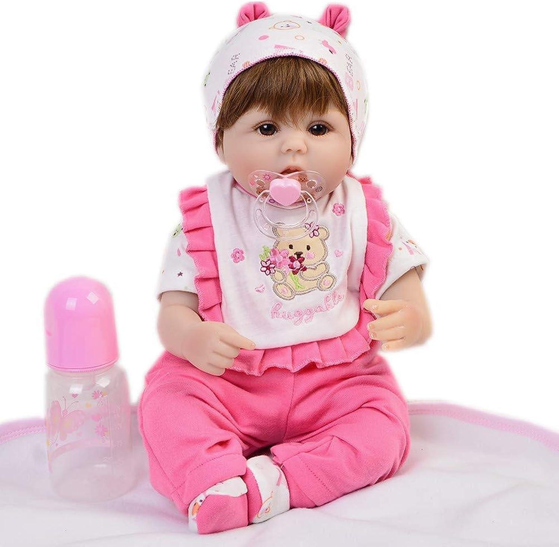 MGF Baby Rebelys, 16,5  Cute Realistic Silicone Vinyl Dolls Neugeborene Baby Dolls mit Kleidung B07MJZ59LT Erste Gruppe von Kunden    Online-Shop
