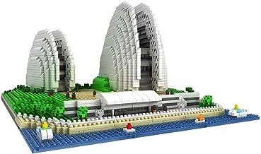 TITST 3962 Unids Sydney Opera House Arquitectura de fama Mundial Bloques de construcción Nanobloques Mini Bloques Juego de Bricolaje Regalos de Juguete para Adultos y niños