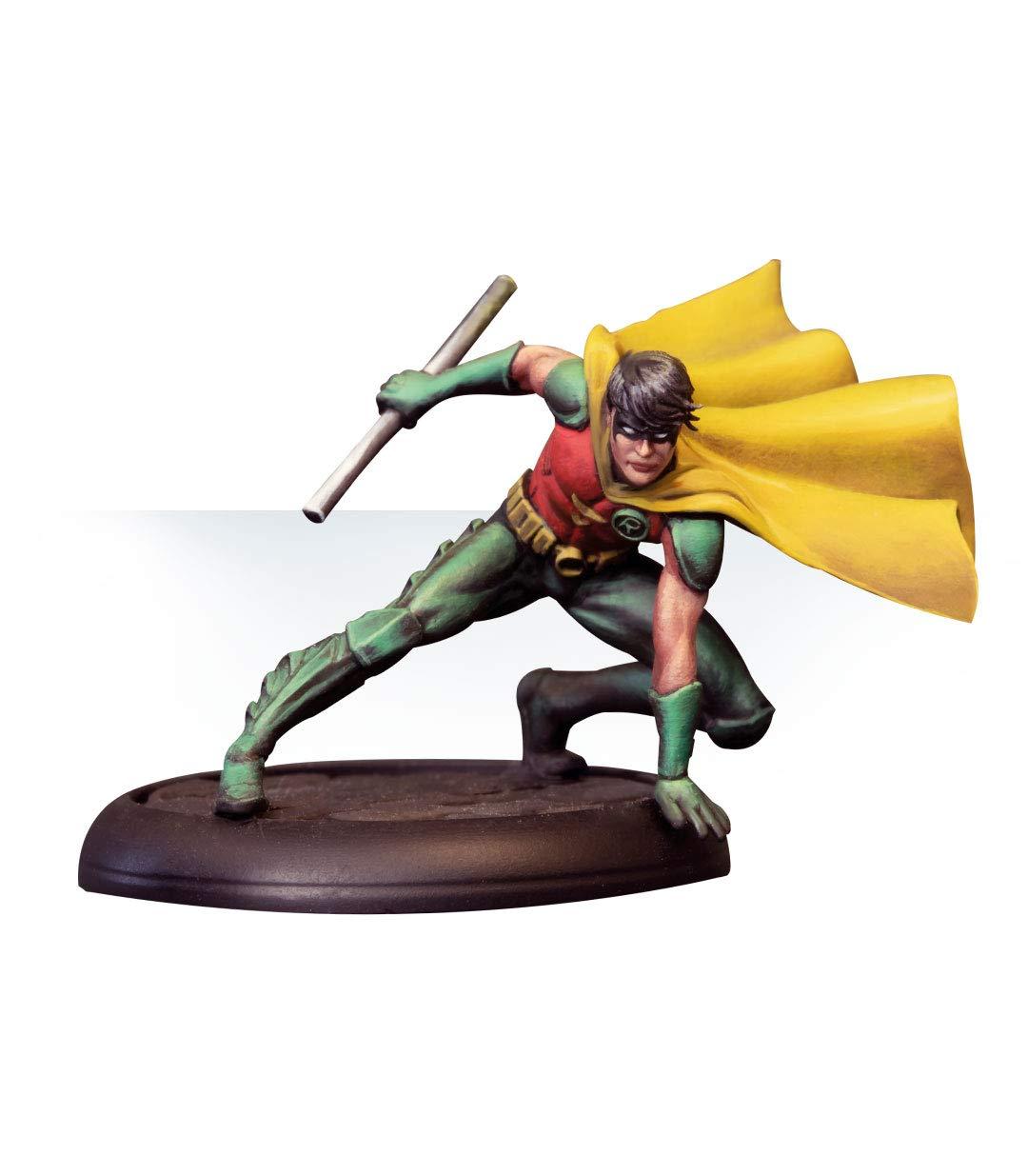 Knight Models Juego de Mesa - Miniaturas Resina DC Comics Superheroe - Batman Robin (Jason Todd): Amazon.es: Juguetes y juegos
