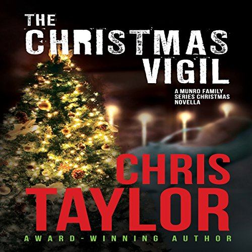 The Christmas Vigil audiobook cover art