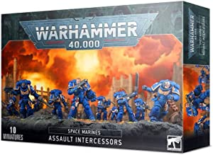 Warhammer 40k - Space Marine Primaris Intercessors d'Assaut