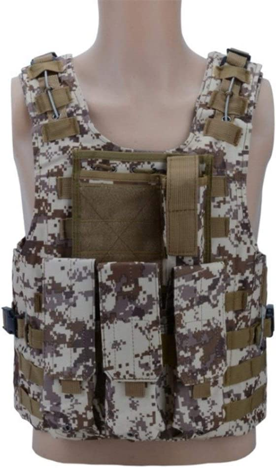 HOJROQW-88 Tactical Vests Amphibious System MOLLE Max 76% OFF Seattle Mall Vest