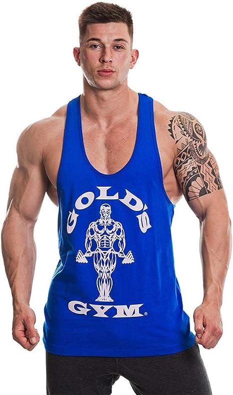 Mujer Golds Gym Gglvst041 Chaleco Muscular Joe para Entrenamiento