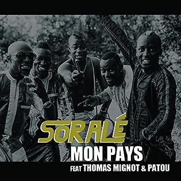 Mon pays (feat. Thomas Mignot, Patou)