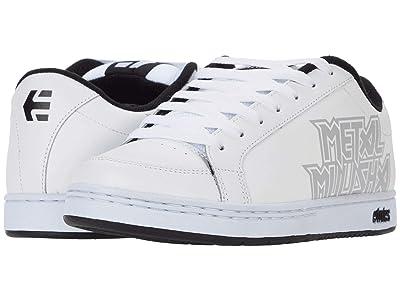 etnies Metal Mulisha Kingpin 2 (White) Men