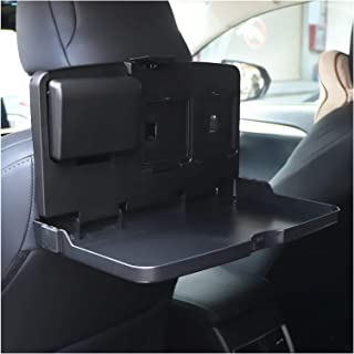 $48 » LUXMAX Exquisite Mobile Phone Holder Car Styling Car Folding Food Cup Tray Car Interior Storage Shelf Backseat Cup Holder ...