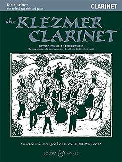 Klezmer Clarinet  Clarinette