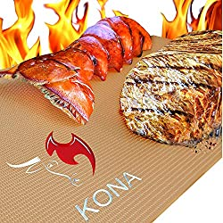 Best Non-Stick BBQ Grilling Mats for Gas Grills