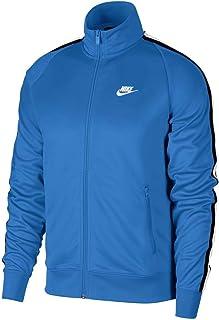 Nike Men's Knit Sportswear N98 Casual Jacket