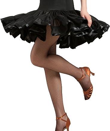 28ea9b2d643 Pitping Latin Ballroom Dance Fishnet Tights Stockings for Dancer Seamless  Tights Ballet