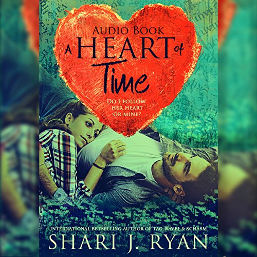 A Heart of Time audiobook cover art