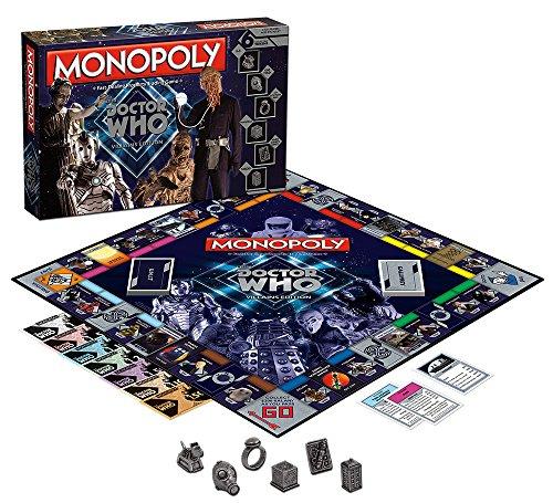 『Monopoly: Doctor Who Villains Edition [並行輸入品]』の1枚目の画像