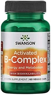 swanson activated b complex