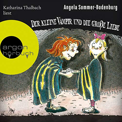 Der kleine Vampir und die große Liebe cover art
