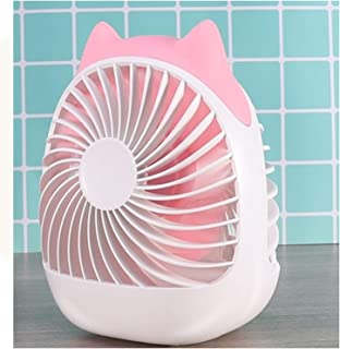 JULABO Durable Ventilateur électrique de Vent d'été de Ventilateur de USB d'animal Mignon 4 Ventilateurs en Plein air Vent...