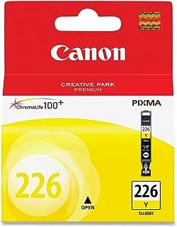 Canon CLI-226 Yellow Ink Tank Compatible to iP4820, MG5220, MG5120, MG8120, MG6120, MX882, iX6520, iP4920, MG5320, MG6220,...