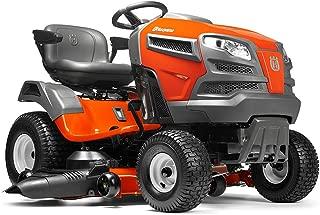 Husqvarna YTA24V48 24V Fast Continuously Variable Transmission Pedal Tractor Mower, 48