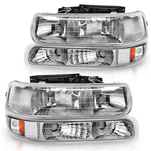 02 chevy silverado headlights - 8