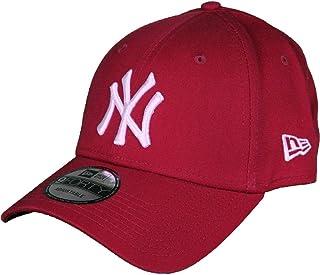 NewEra Lega Essential 9Forty Cap ~ New York Yankees rosso Sport e tempo libero Mini elettrodomestici