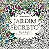 Jardim Secreto. Livro de Colorir e Caça ao Tesouro Antiestresse (Português)