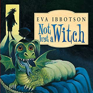 Not Just a Witch audiobook cover art