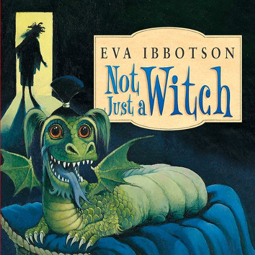 Not Just a Witch cover art