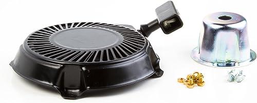 Briggs & Stratton 591301 Rewind Starter Replaces 791670, 693394, 795930 , Black