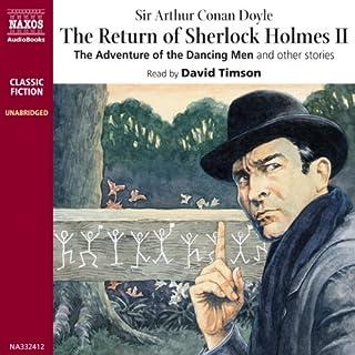 The Return of Sherlock Holmes II cover art