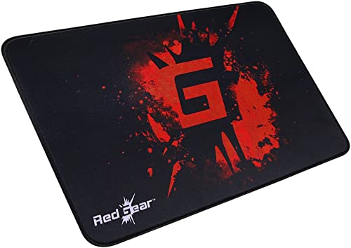 Redgear MP35 Control-Type Gaming Mousepad (Black/Red)