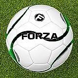 FORZA Ballon de Futsal | Ballon Futsal pour Pratique d'Entraînement ou de Compétition (Choix de Tailles) (Taille 4, Lot de 1)