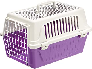 Atlas Pet Carrier | Small Pet Carrier for Dogs & Cats w/Top & Front Door Access