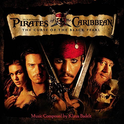 Pirates Of The Caribbean: The Curse Of The Black Pearl Soundtrack by Pirati Dei Caraibi-Maledizione (2010-06-15)